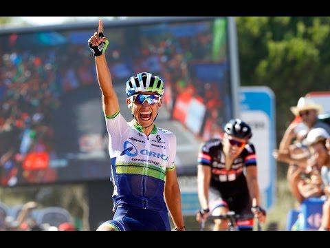 Vuelta a España 2015 - Stage 2