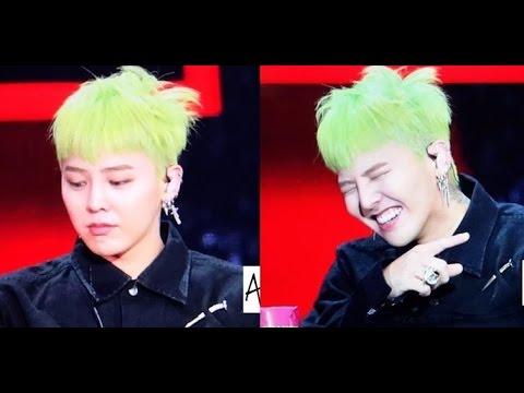 G-Dragon tóc rực