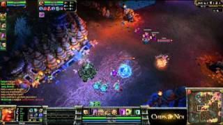 (HD110) Gamed vs Awesome Sensation - League Of Legends Replay [FR]