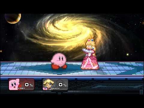 Super Smash Flash 2 v0.9 - All Kirby Copy Abilities