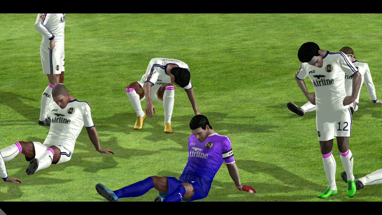 Descargar First Touch Soccer 2015 Android Gameplay para celular #Android