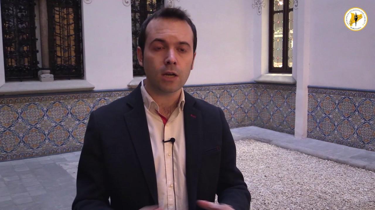 Entrevista para SFL Barcelona - 4/2/2017