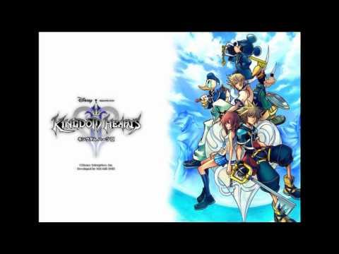Kingdom Hearts II [OST] -28- Asteroid Attack