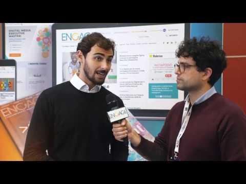 IAB Forum 2018, Priore (Worldz):