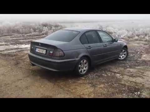 BMW e46 320d Ulter Sport exhaust
