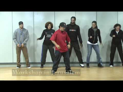 Israeli hip hop - Performing, teaching, talking the talk and walking the walk, the U.S. State Department-sponsored Rennie Harris Puremovement Hip Hop Dance Company took Israel...