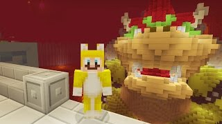 Minecraft: Super Mario Edition - Bowser! {2}