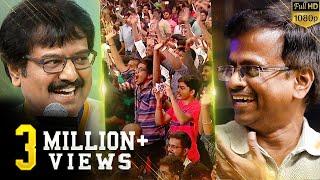 Video Thalapathy na?..Thala na?.. - Vivek's Mass Punch - Fans Unstoppable! MP3, 3GP, MP4, WEBM, AVI, FLV April 2019