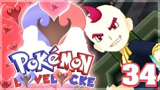 Pokemon LoveLocke Let's Play w/ aDrive and aJive Ep34 THE ELITE 4 | Pokemon ORAS by aDrive