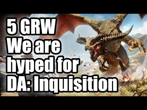 we - As fans of Dragon Age: Origins we can't wait to get our hands on Dragon Age: Inquisition. Dragon Age 2 was a bit of a letdown but we are sure Bioware is not going to mess it up this time. Here...