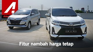 Video Toyota New Avanza 2019 & Veloz Baru First Impression Review by AutonetMagz MP3, 3GP, MP4, WEBM, AVI, FLV Januari 2019