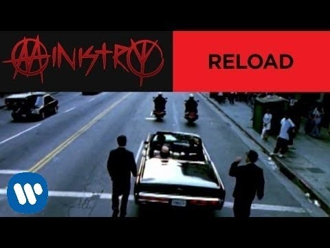 Ministry - Reload