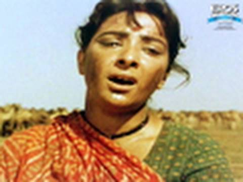 Nagari Nagari Dware Dware (Video Song)   Mother India   Sunil Dutt & Nargis