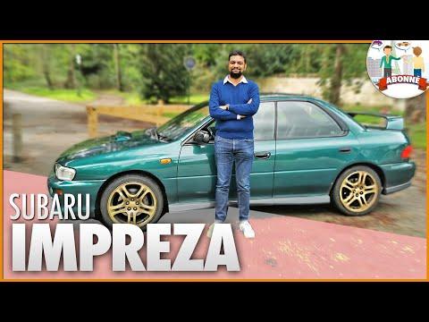 🚗 SUBARU IMPREZA Gt Turbo 💨 Reprog ETHANOL 250ch ! (Et OUI elle est verte)