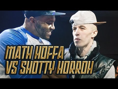 Don't Flop Rap Battle: MATH HOFFA VS SHOTTY HORROH (2013)