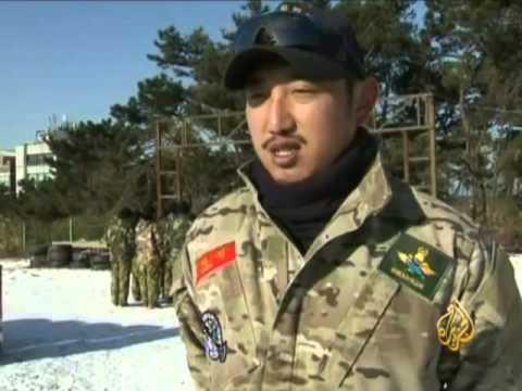معسكرات تدريب الأطفال في كوريا الجنوبية