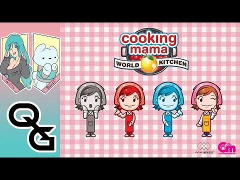 Cooking Mama Ep1 - Welcome To Hell's Kitchen!