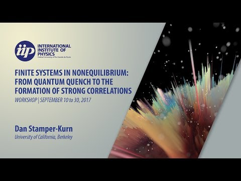 Magnonics and optomagnonics with ultracold atoms - Dan Stamper-Kurn
