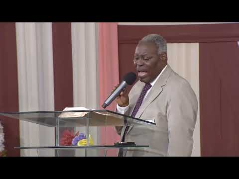 THE VICARIOUS SACRIFICE OF GOD'S SPOTLESS LAMB - PASTOR W.F. KUMUYI