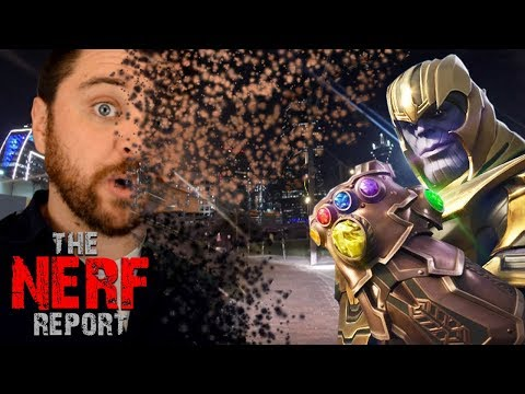 E3 Announcements Leaked! Fortnite Infinity Gauntlet, and Nintendo- The Nerf Report Ep.51