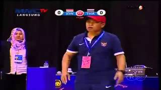 Video Futsal semifinal AFF 2014 : Indonesia vs Thailand (Babak I ) MP3, 3GP, MP4, WEBM, AVI, FLV Februari 2018