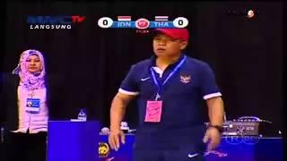 Video Futsal semifinal AFF 2014 : Indonesia vs Thailand (Babak I ) MP3, 3GP, MP4, WEBM, AVI, FLV Oktober 2017