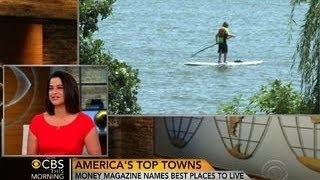Top towns in the U.S.: Where's the best place to live?