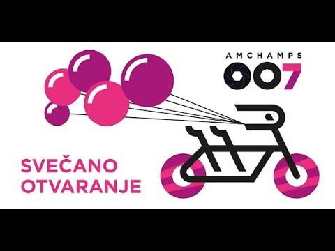 AmChamps 2020: Svečano otvaranje programa