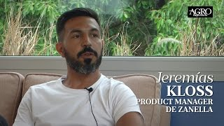 Jeremías Kloss - Product Manager de Zanella