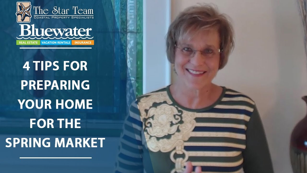4 Tips for Preparing Your Home for the Spring Market