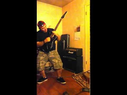 Ozzy Osbourne-Crazy Train (Sonny Mendez) Lead Guitar Cover