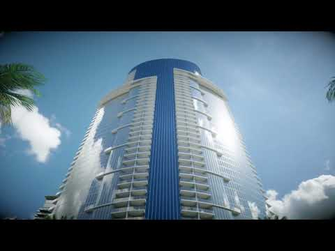 PARAMOUNT Miami Worldcenter | Daytime Fly Through