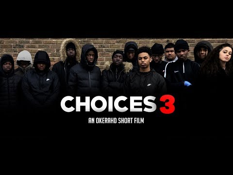 CHOICES 3 | Gang Violence Short Film - HD/4K