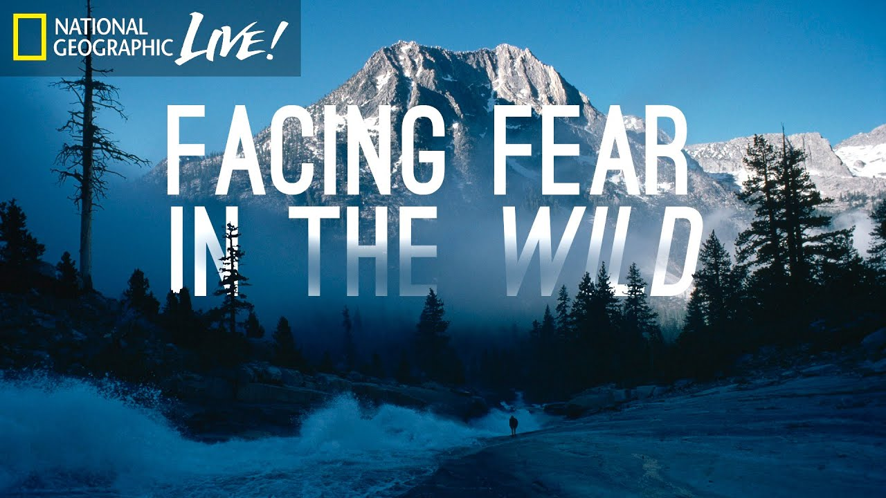 National Geographic: Cheryl Strayed on Facing Fear on the Wild