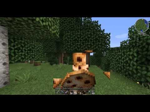 Minecraft 1.0.0 Husiek Gaming Solo Mo Creatures odc.76 Podróż