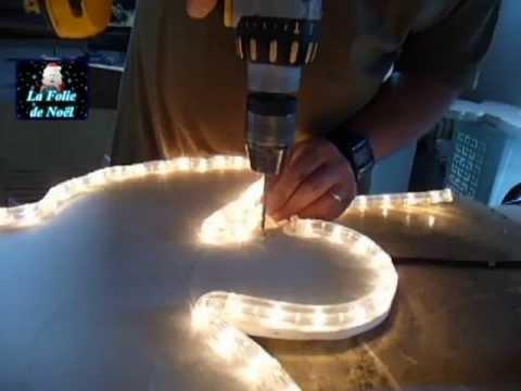 comment reparer lumiere de noel