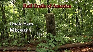 Troy (NY) United States  City pictures : Rail Trails of America - Uncle Sam Bikeway, Troy, NY