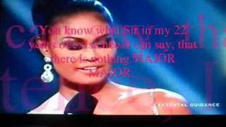 Video MISS UNIVERSE 2010 Q&A Portion of Ms. Philippines MA. VENUS RAJ (with subtitle & animation HD) MP3, 3GP, MP4, WEBM, AVI, FLV Juni 2018