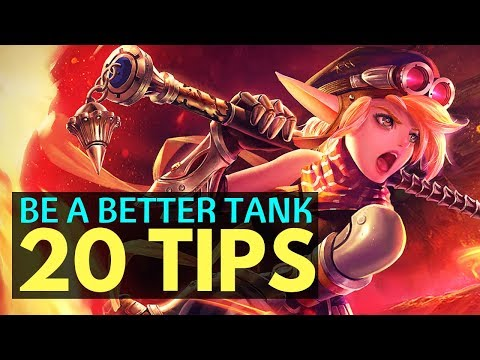 20 TIPS FOR PLAYING TANK IN MOBILE LEGENDS | Shinmen Takezo | Mobile Legends