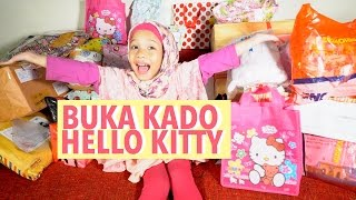 Video SALEHA BANYAK DAPET KADO! HELLO KITTY, SQUISHY, MY LITTLE PONY | SALEHA HALILINTAR MP3, 3GP, MP4, WEBM, AVI, FLV Februari 2018