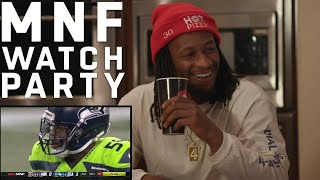Todd Gurley Hosts a Monday Night Football Watch Party by NFL Network