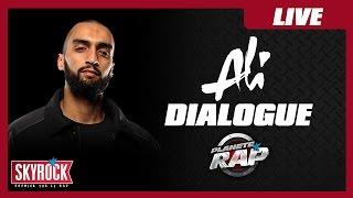 """Download Lagu ALI """"Dialogue"""" en live #PlanèteRap Mp3"""