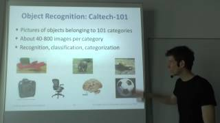 Lecture 12: Visual Navigation For Flying Robots (Dr. Jürgen Sturm)