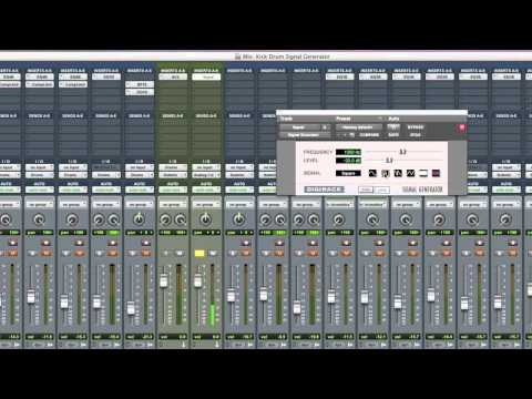 5 Minutes To A Better Mix: Kick Drum Low End - TheRecordingRevolution.com