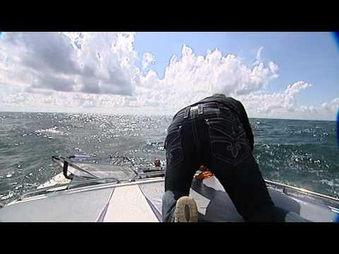 Irrer Weltrekord im Windsurfen - Flessner stellt Weltrekord auf - SPORT1