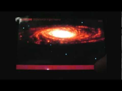 Video of Far Out Astronomy Tour