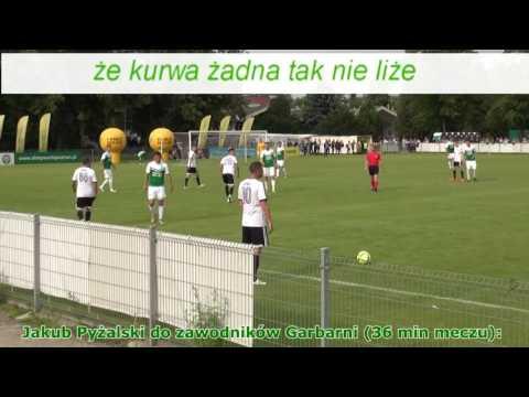 Szokujące zachowanie sponsora Warty Poznań! Mąż prezes tego klubu wyzywał i lżył zawodników Garbarni! [WIDEO]