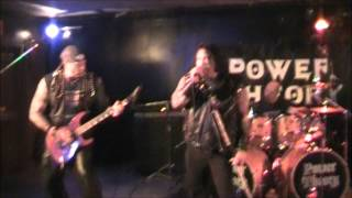 Power Theory - Edge Of Knives (live 7-14-12)HD