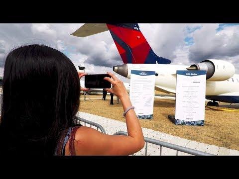 Day 2 Recap - Farnborough International Airshow 2018