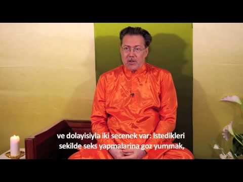 Swami Vivekananda Saraswati Of Agama Yoga On Tantra - With Turkish Subtitles